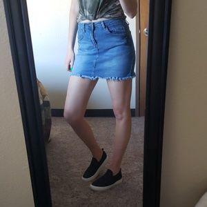 💎 Rue 21 Denim Mini Skirt 💎